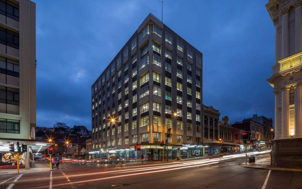 Refurbished Office – Phillip Lang House