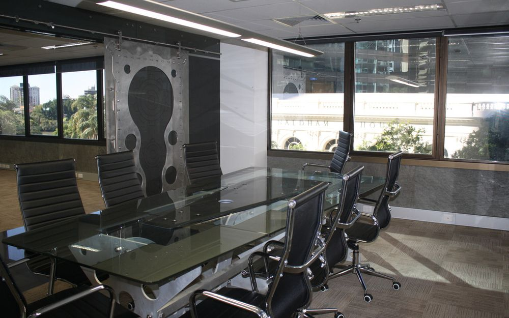 Strata Office Fully Partitioned, Furnished & Boardroom