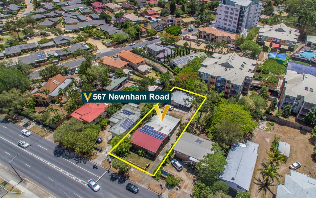 698m2 Development Opportunity in High-Density Zone