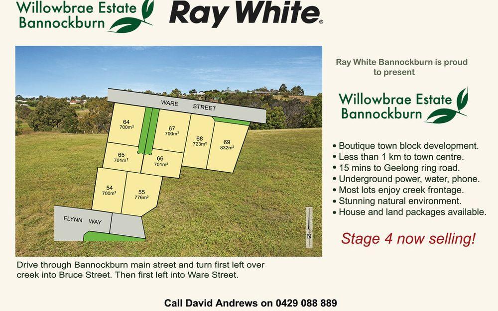 Lot 65 Willowbrae Estate