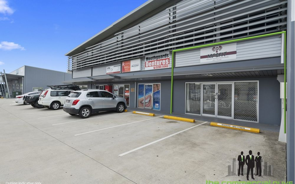 Highly Presented Retail/Office Tenancy