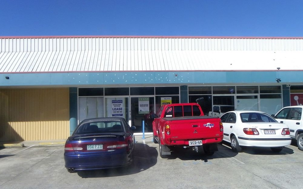 Retail or Office Space with Warehouse