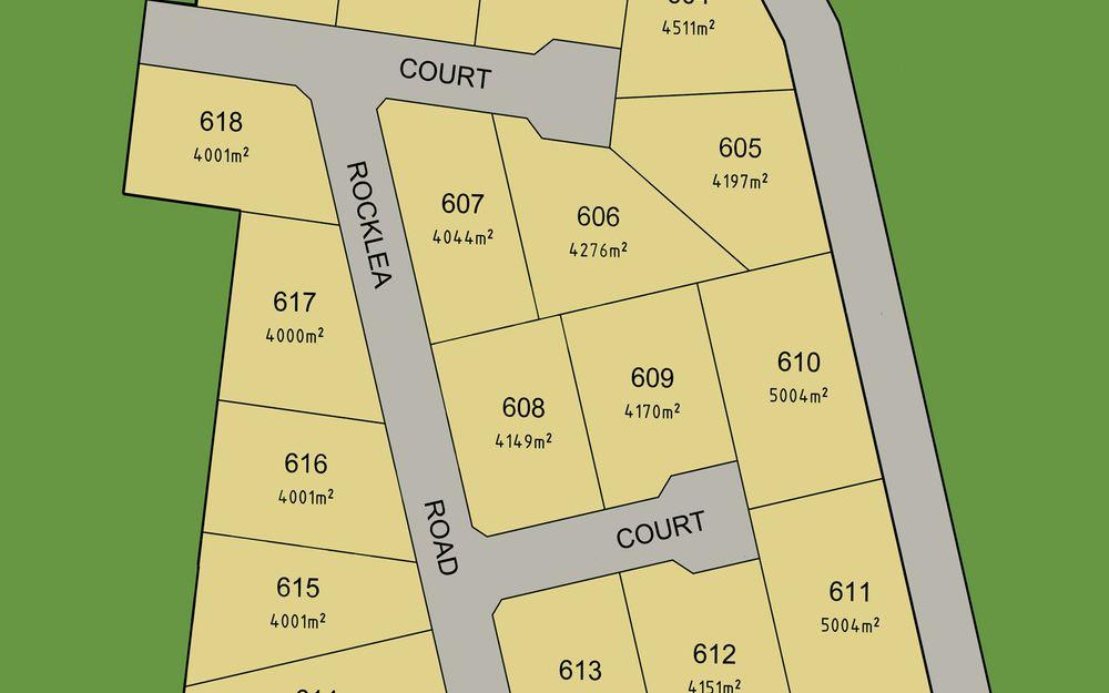 Lot 618 Tawarri Estate