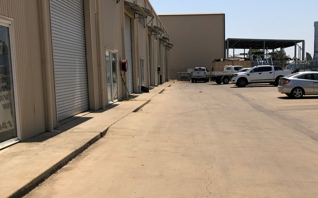 4 x INDUSTRIAL SHEDS FOR SALE