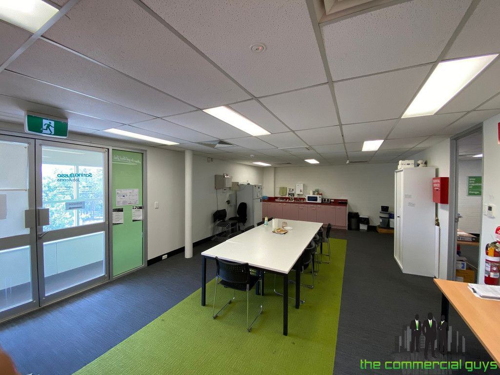 First Floor Office Space on Busy King Street
