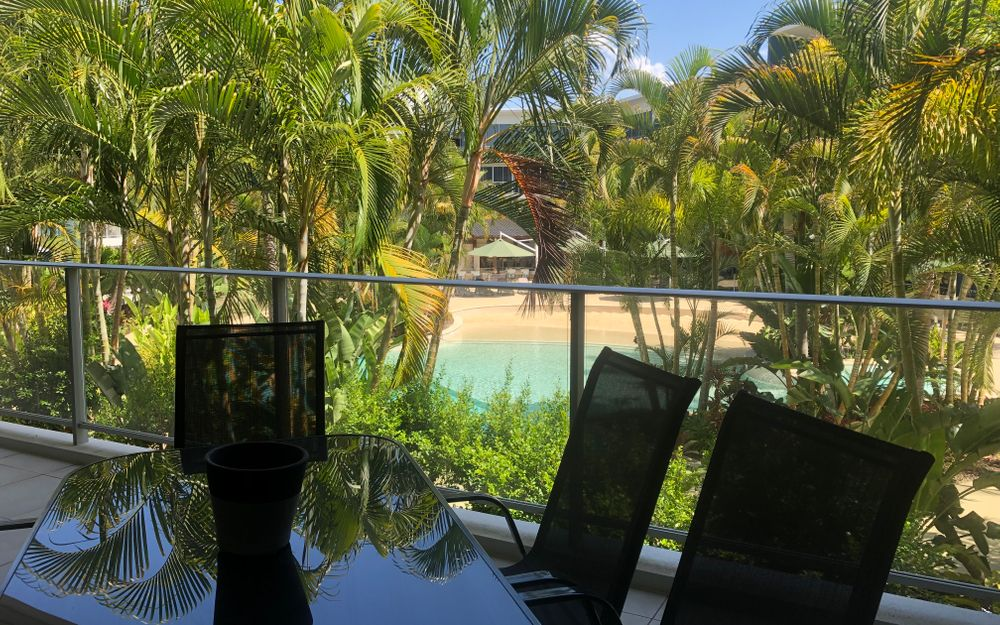 Fully Furnished Apartment With Magnificent Views