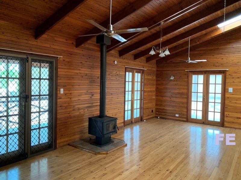Beautiful colonial home with polished timber floors throughout