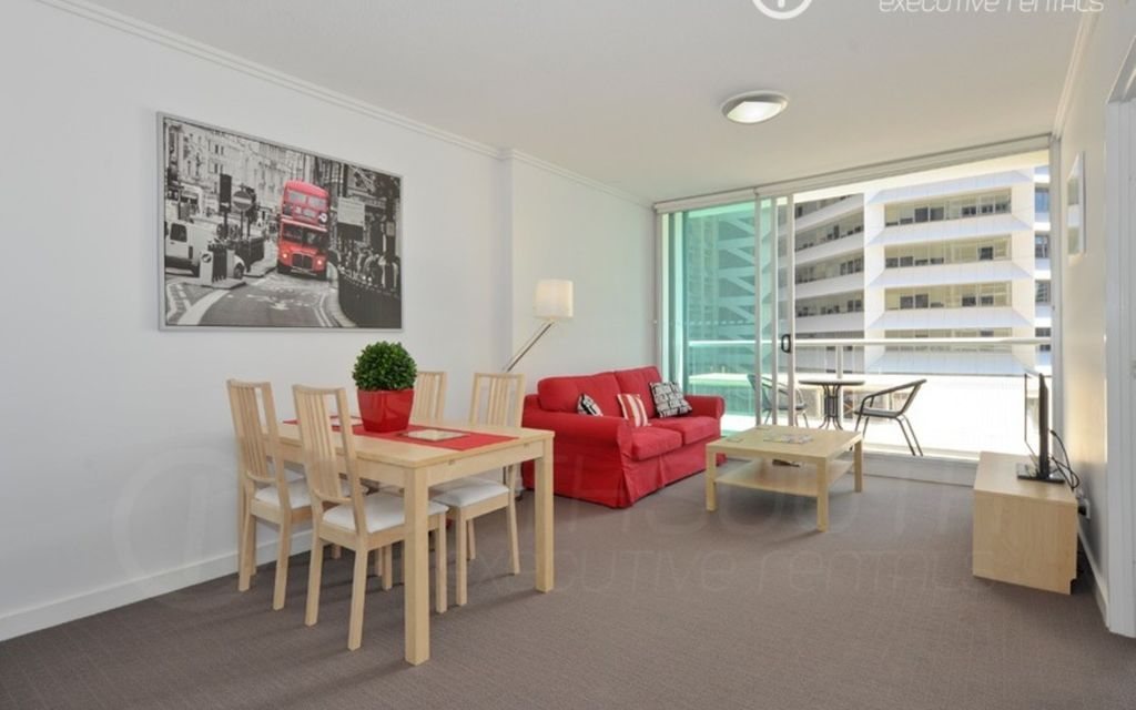 City living at Festival Towers! (fully furnished)
