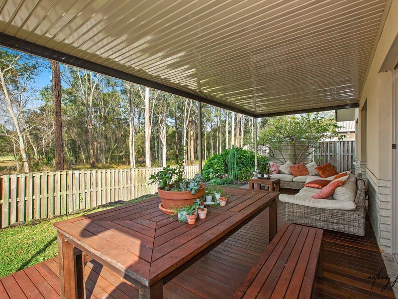 Exceptional buy in Ormeau overlooking the reserve.