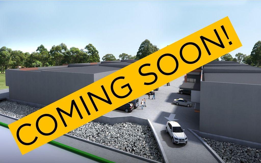 Coming Soon – Modern Industrial Warehouse