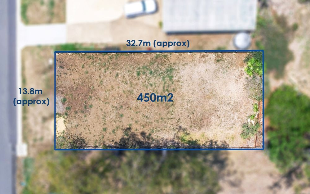 450M2 OF PRIME REAL ESTATE – READY TO BUILD IN ESTABLISHED AREA
