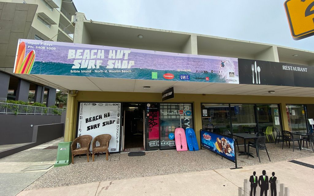 Great Retail Option in BUSY Location