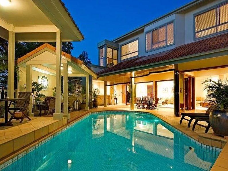 Stunning Three Story Family Home