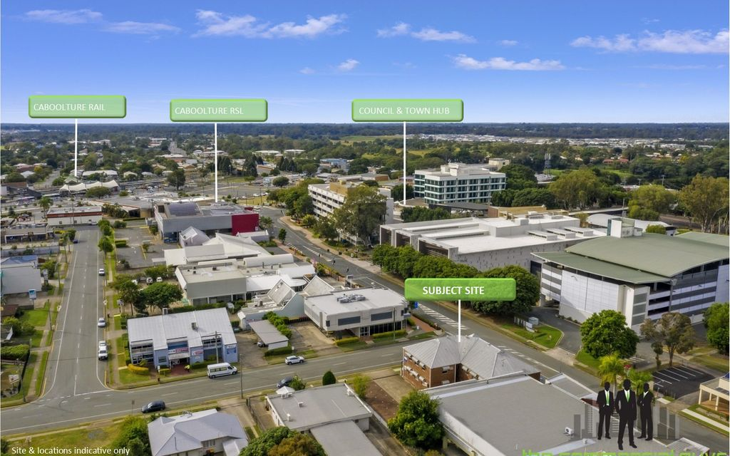 First Floor Office Space in Caboolture CBD