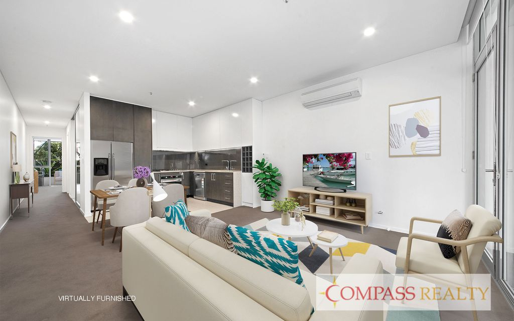 Compass Realty – Stylish, Villa Style Apartment in Zetland.