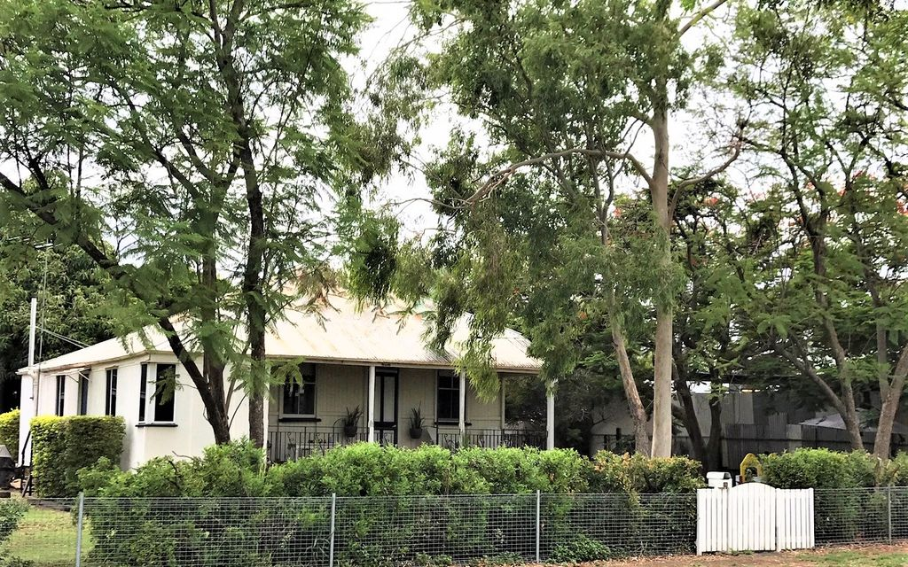 Beautiful Queenslander With Potential for Development