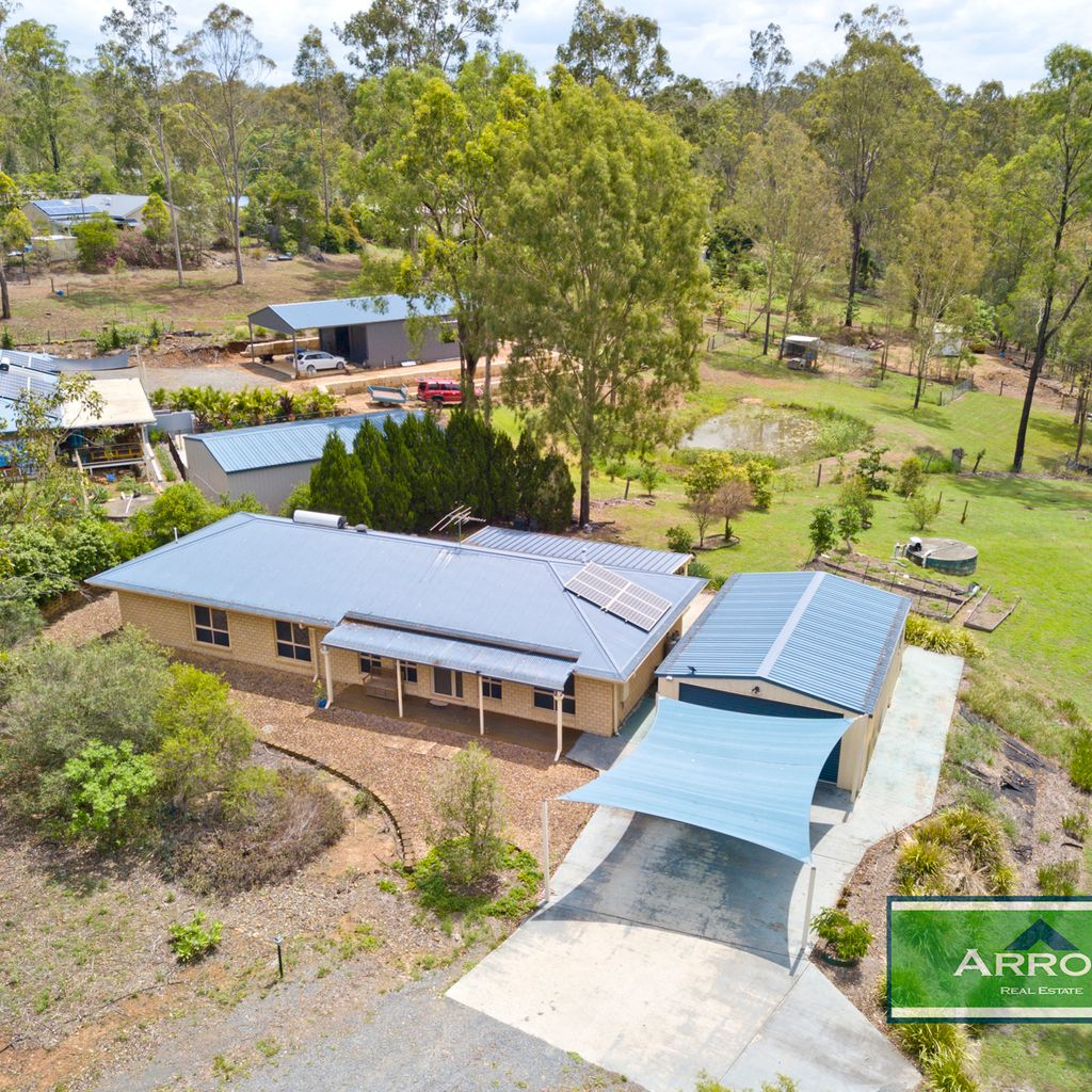Family Home on 1 1/4 Acres.