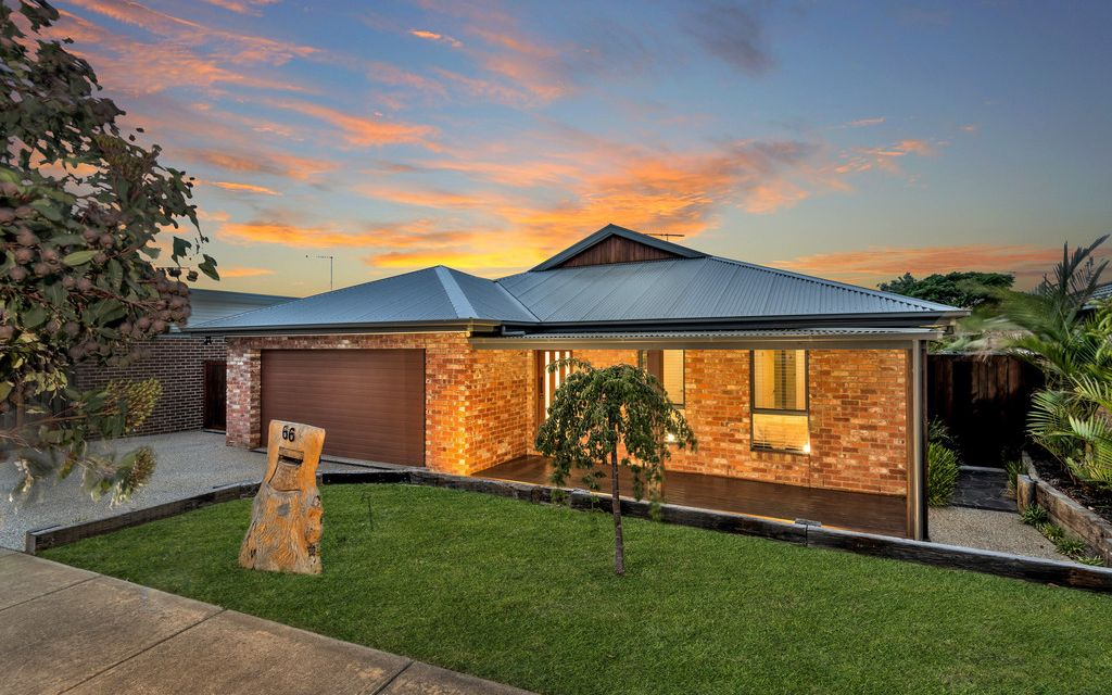 BUILDER'S OWN HOME IS SET TO IMPRESS!