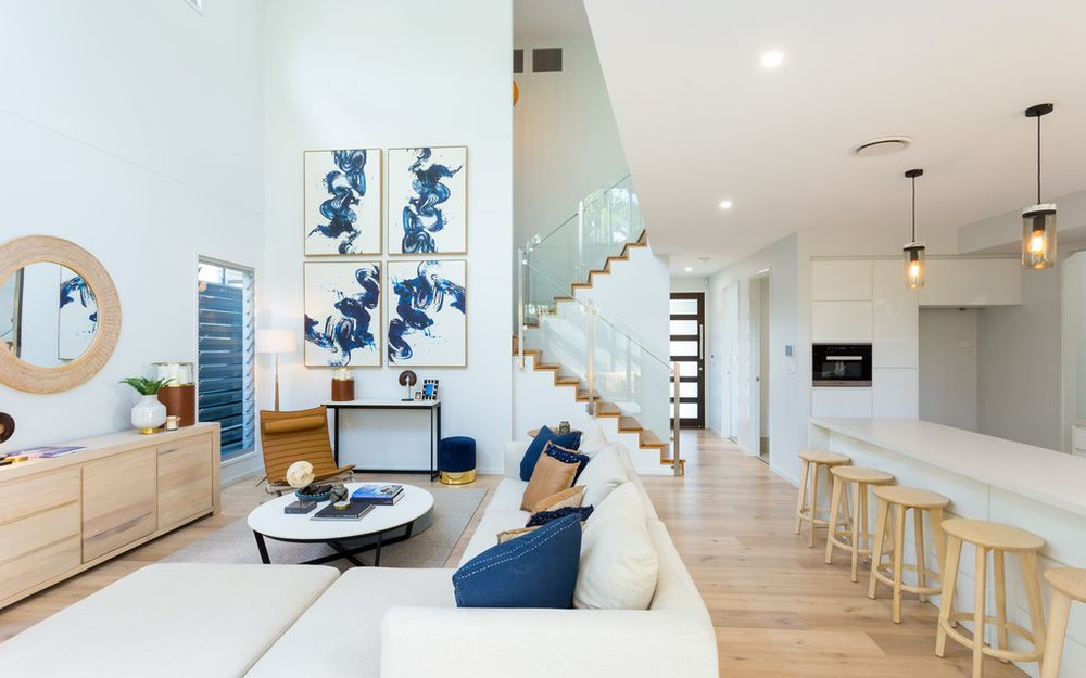 Your Choice of Two New Architectural Freehold Houses