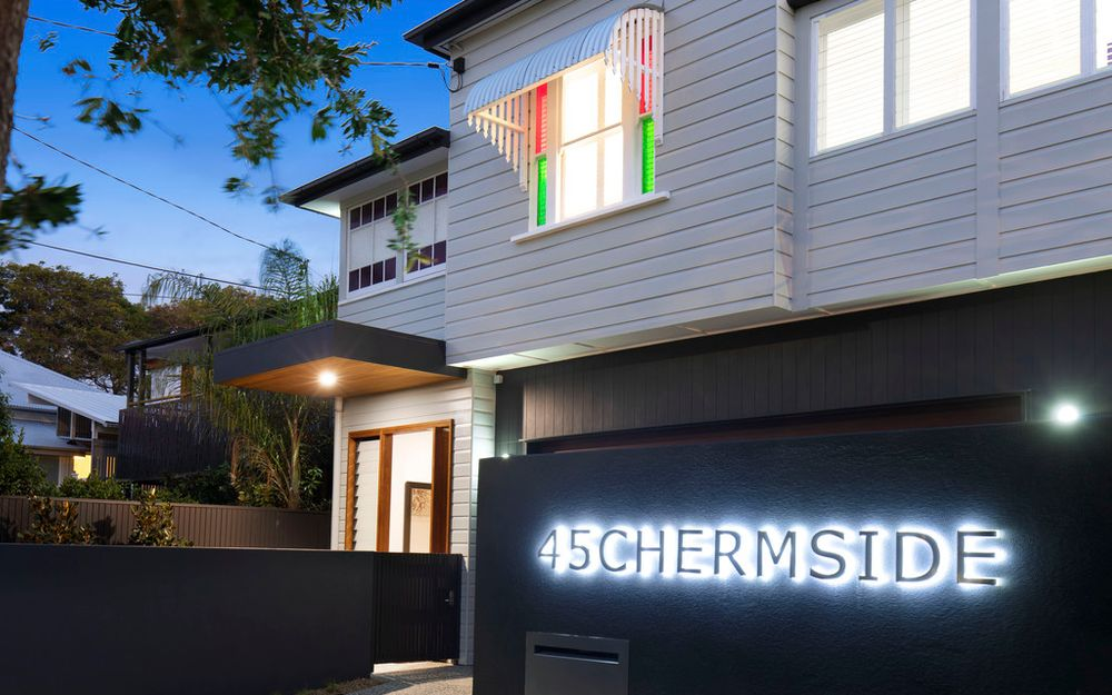 Architecturally Remastered Queenslander to a perfect Teneriffe Lifestyle