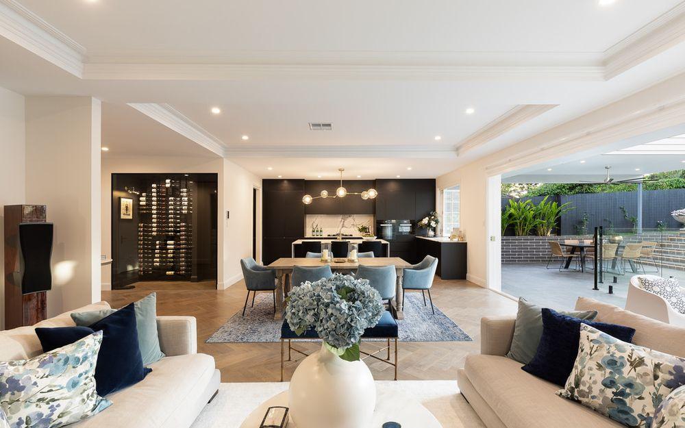 Spectacular Re-imagination of Modern Queenslander Living