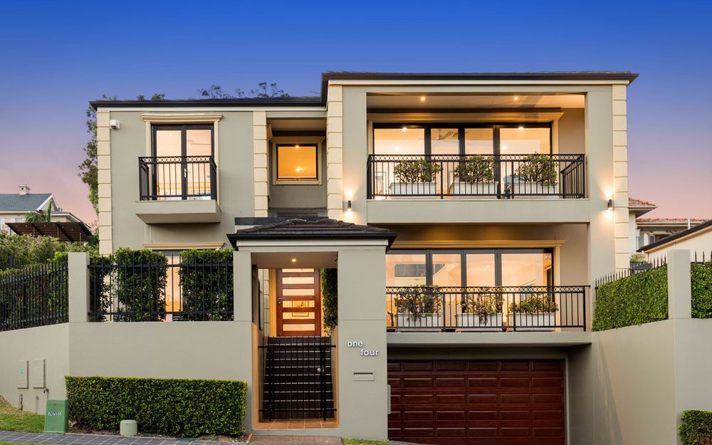 OPEN HOME CANCELLED 27TH JUNE — HAMILTON RESIDENCE WITH PANORAMIC RIVER VIEWS