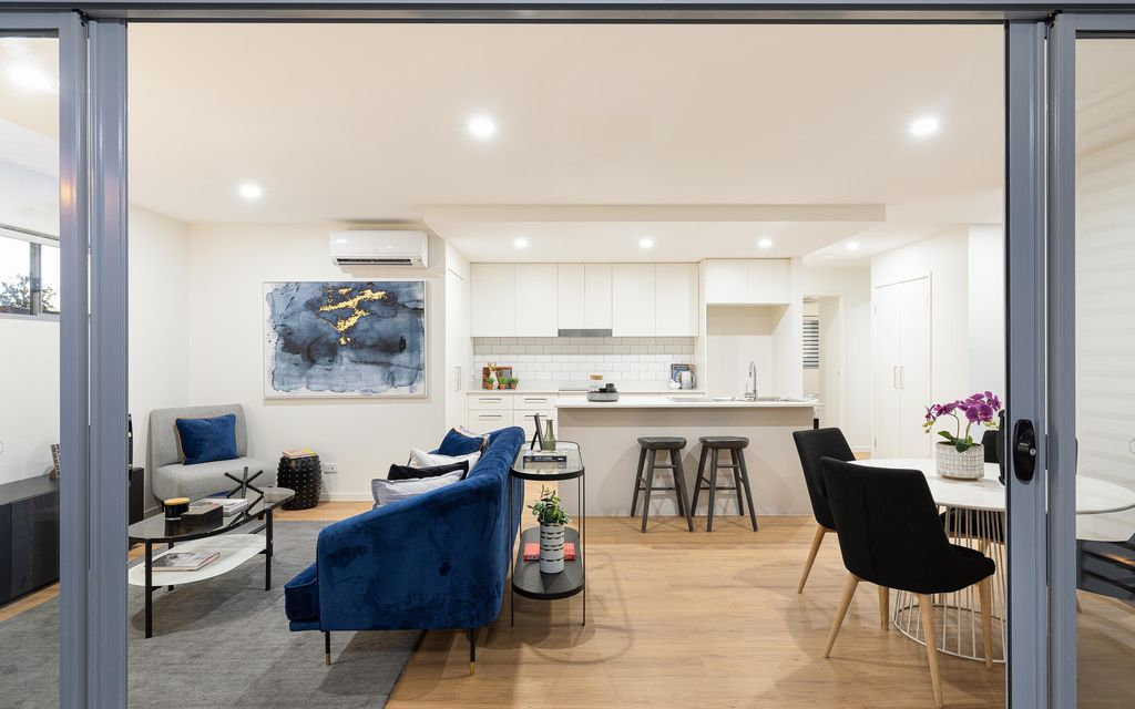LAST ONE LEFT – Brand New 3 Bed Apartment in Thriving Urban Hub