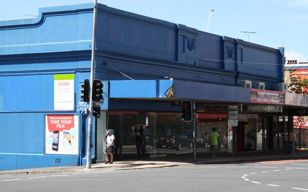 High Profile 383 m2 Retail Position