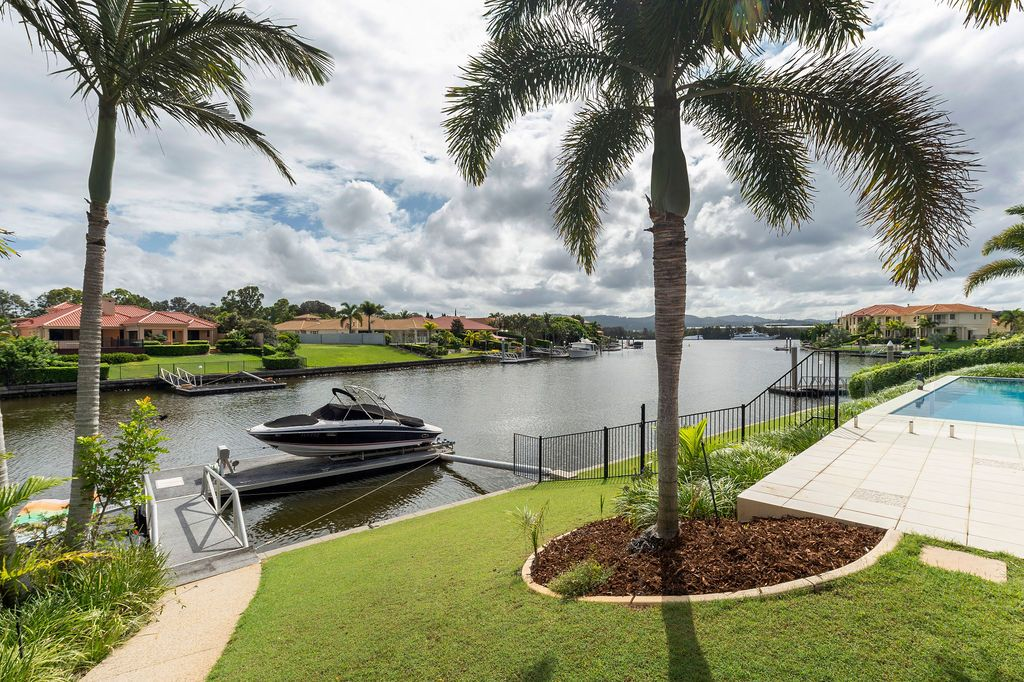 Large Family Home on Wide Water with Stunning Views