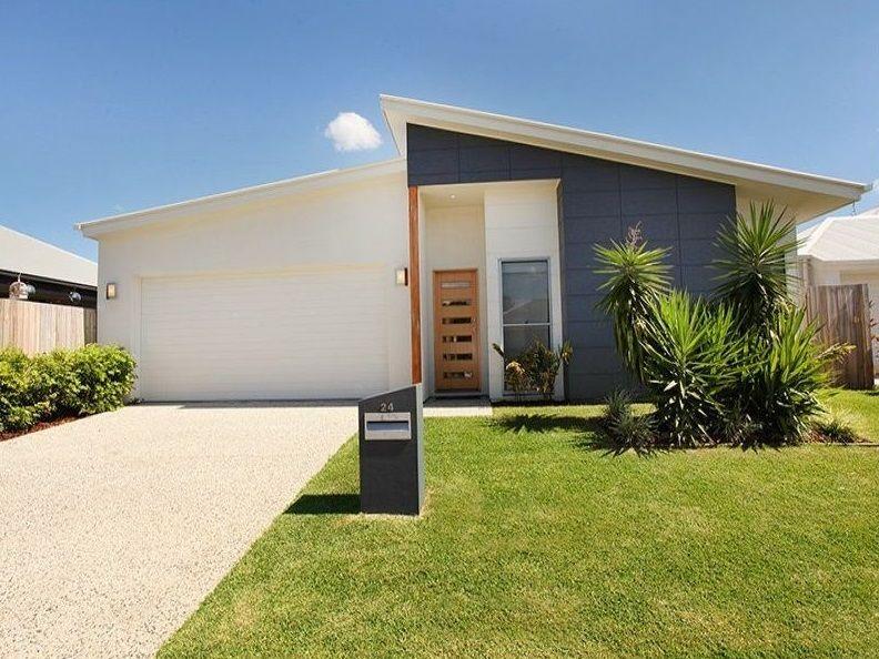 Modern Brightwater home