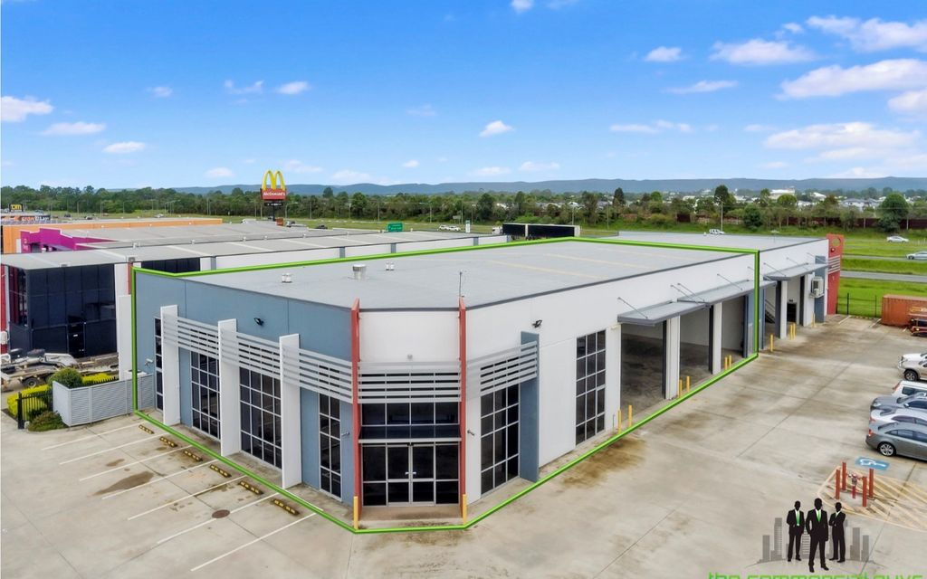 A Grade Corporate Warehouse + Offices