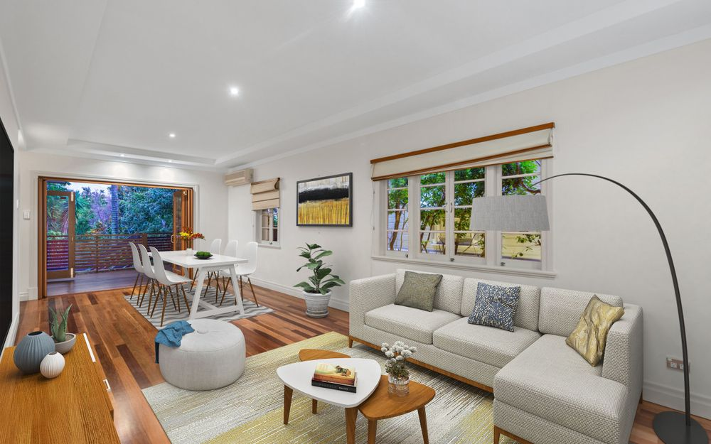 Lifestyle Position in Esteemed Camp Hill Street