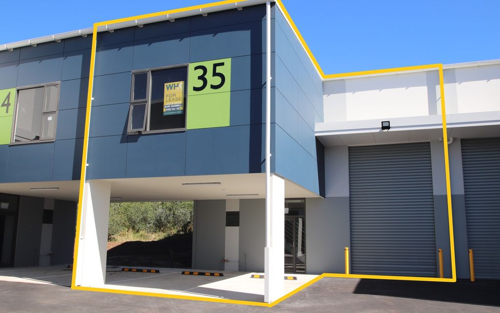 WAREHOUSE AVAILABLE IN BRAND NEW INDUSTRIAL PARK