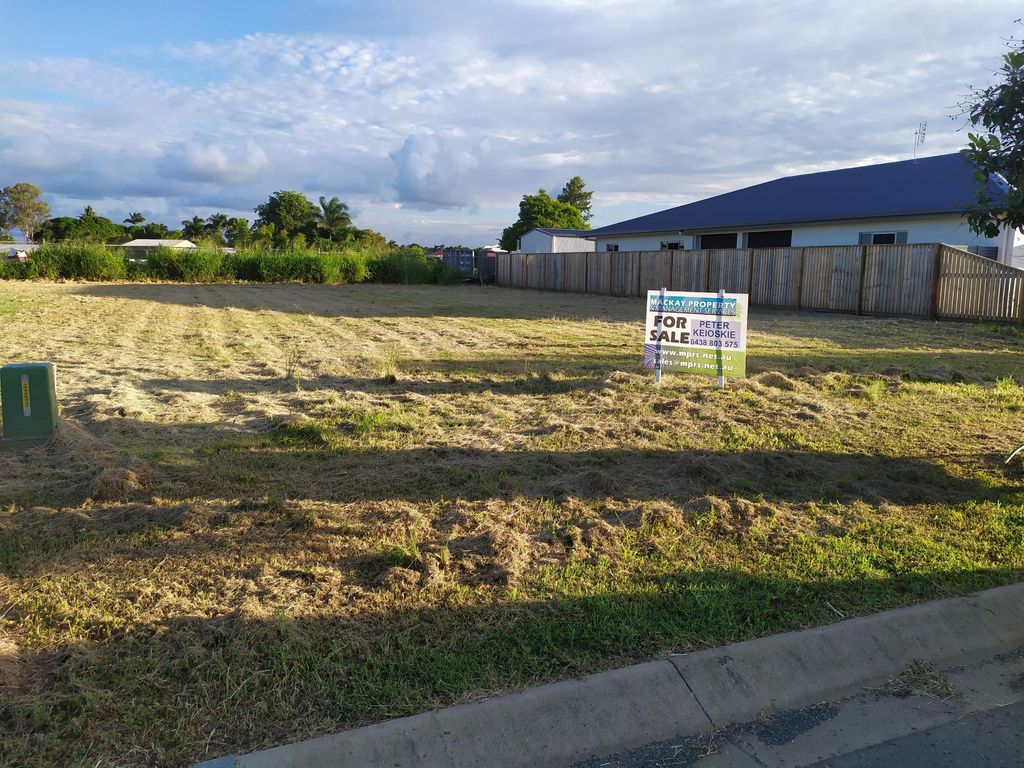 Build your Dream Home in WEST MACKAY