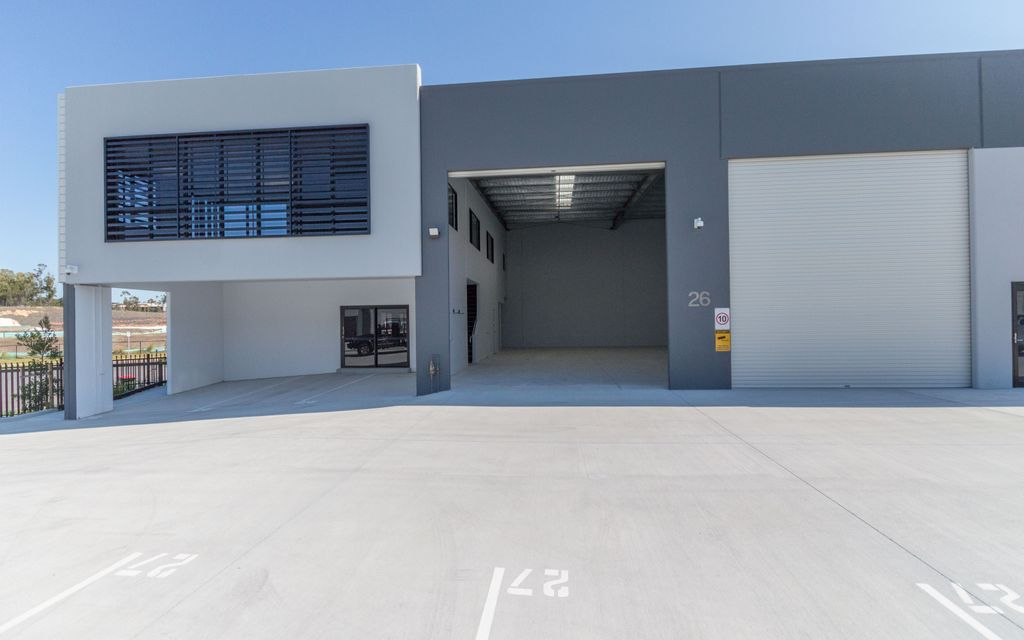 Brand New Industrial Complex In Central Location – Limited Opportunities Remain