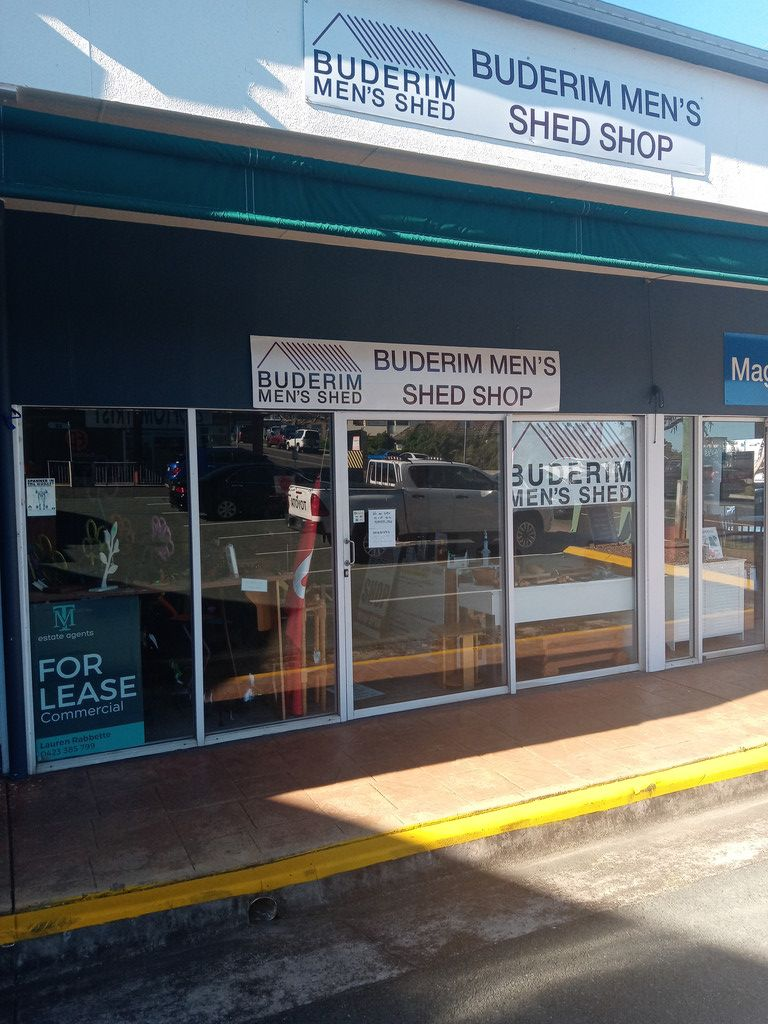 Commercial space for lease on top of Buderim
