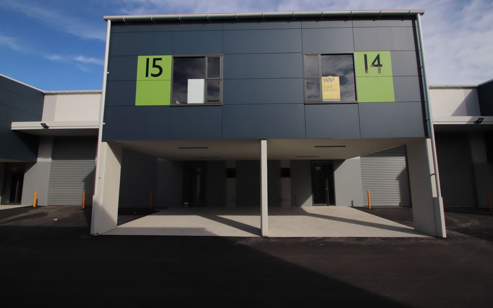 BRAND NEW DOUBLE INDUSTRIAL UNIT