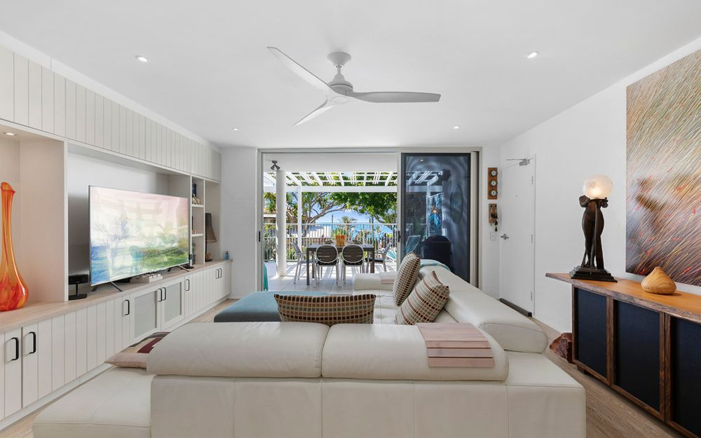 Inspired Beachside Living with a touch of the Hampton's