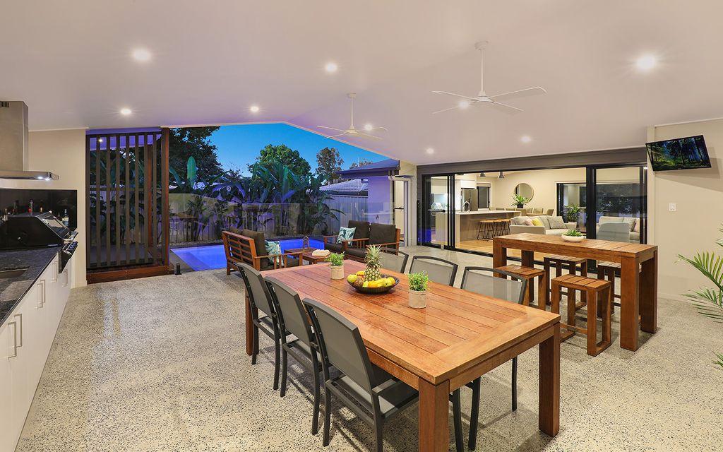 Modern luxury Seminyak style home in the heart of Buderim