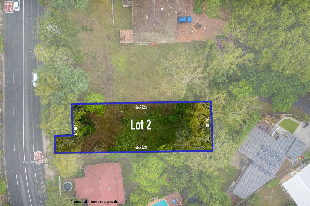 Rare land for sale – Lot 2
