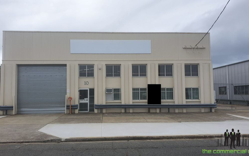 Quality Freestanding Warehouse Located In Geebung