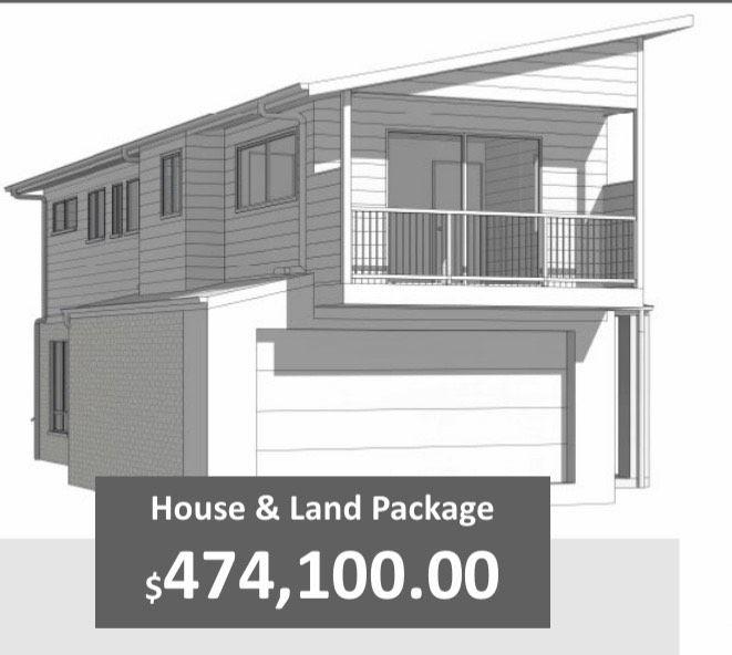 Registered Land in Park Ridge – 381m2