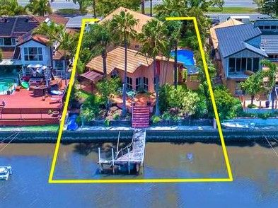 FULLY FURNISHED WATERFRONT HOME WITH POOL