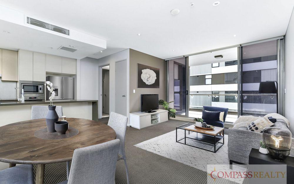 3 Bedroom + Study Apartment @ EON $790/week