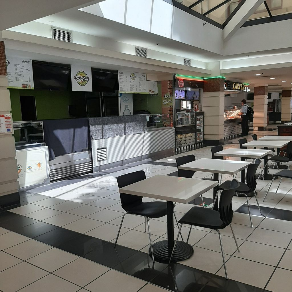 Café Food Court Shop – 59 m2 fully fitted