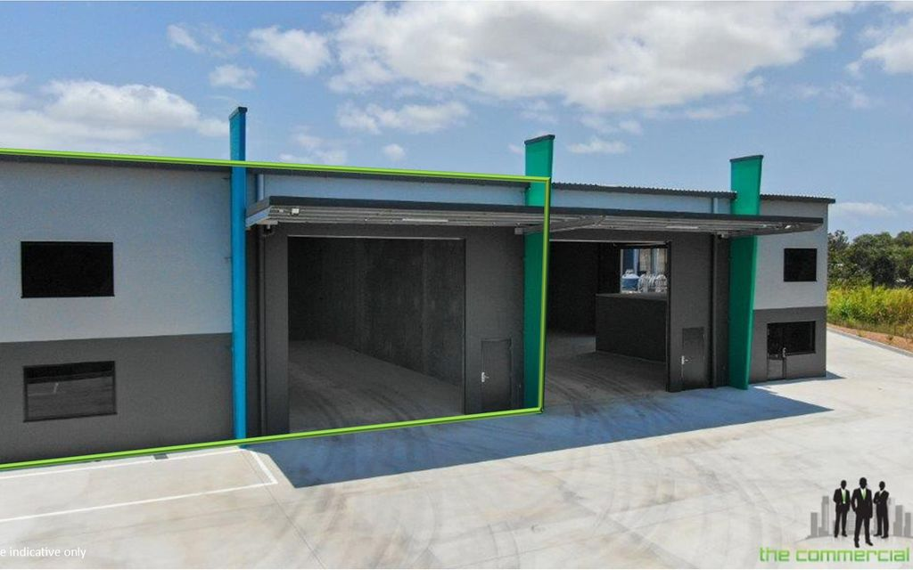 Excellent Warehouse and Office Opportunity With High Quality Features