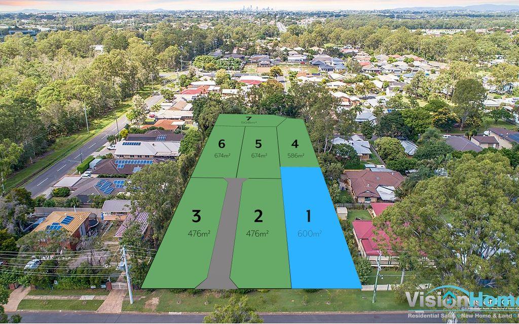 600m2 Land (UNDER OFFER) in Bracken Ridge – 16km from Brisbane CBD