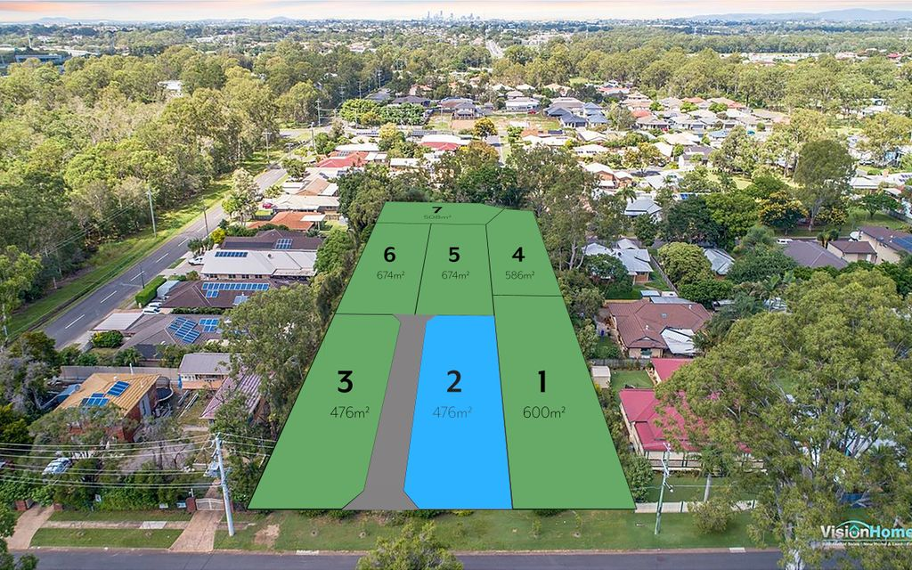 476m2 Land (UNDER CONTRACT) in Bracken Ridge – 16km from Brisbane CBD