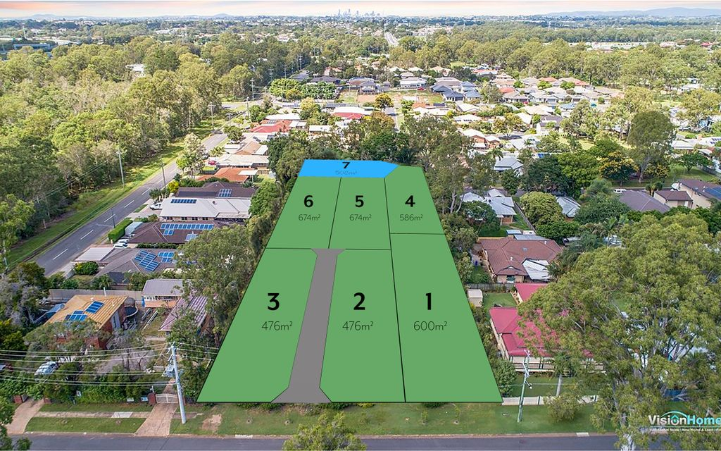 508m2 Land in Bracken Ridge – 16km from Brisbane CBD