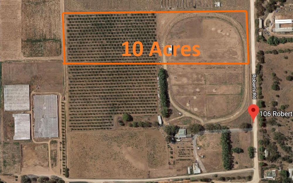 Prime Horticultural Piece of Land for Acquisition